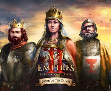 Arte de Age of Empires II.