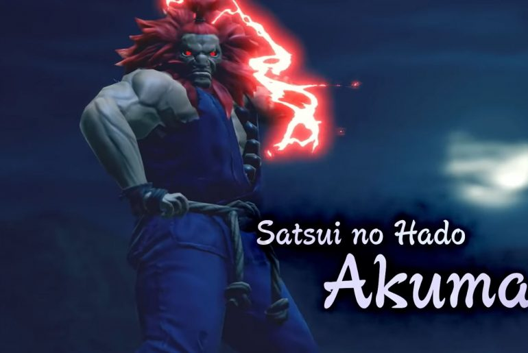 Akuma en Monster Hunter.