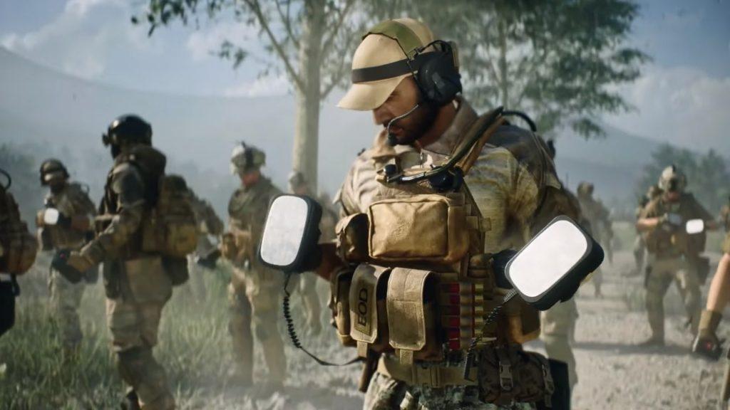 Tráiler de Battlefield.