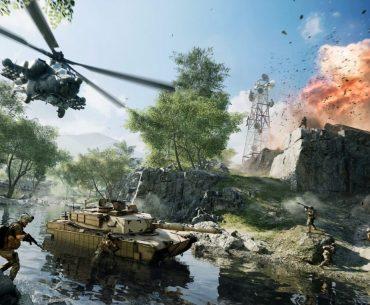 Arte de Battlefield 2042.