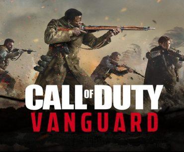 Portada de COD: Vanguard.