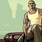 Arte de GTA San Andreas.