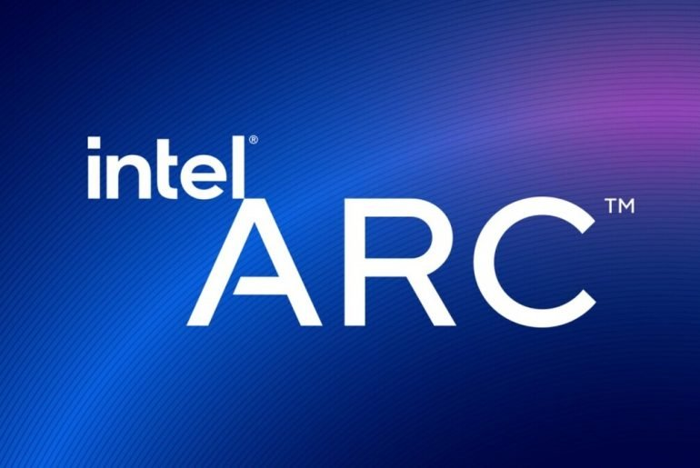Intel Arc.
