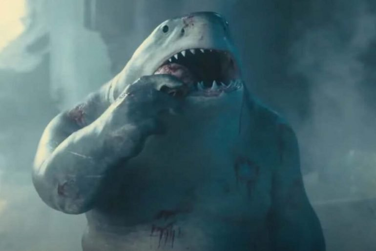 King Shark en Suicide Squad.
