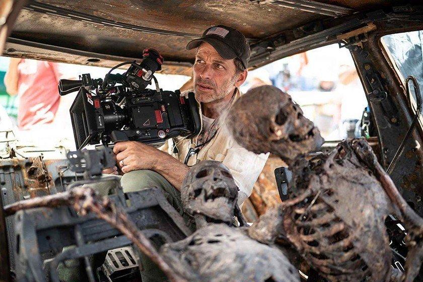 Film Zacka Snydera Armia Umarłych.