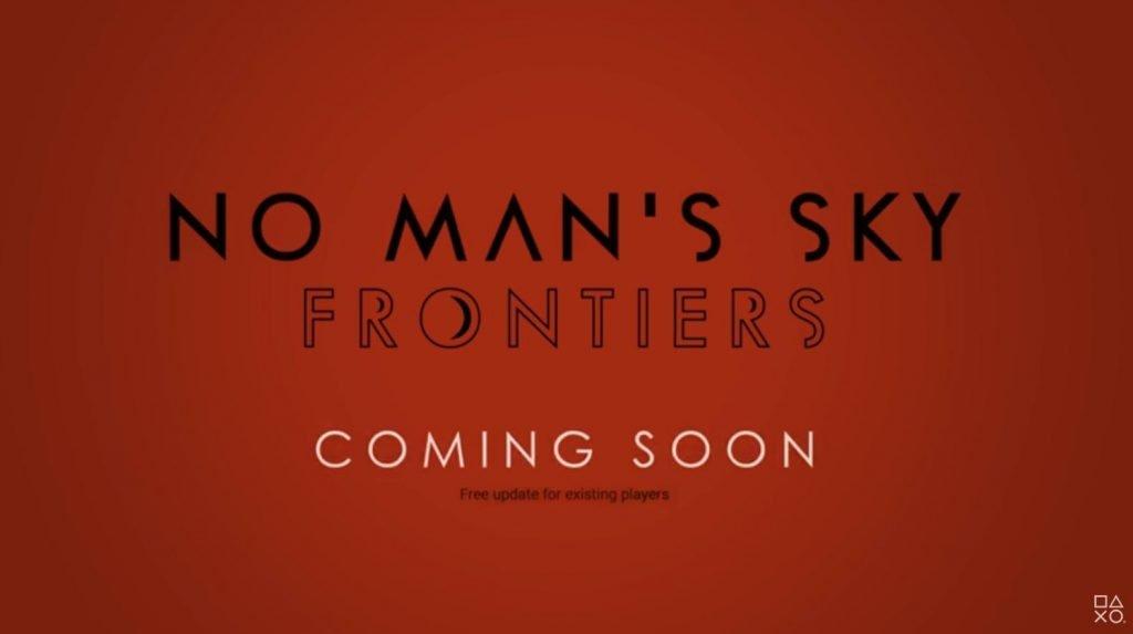 Nueva expansión de No Man's Sky.
