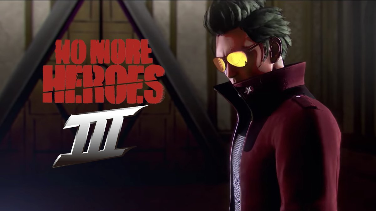 Arte de No More Heroes III.