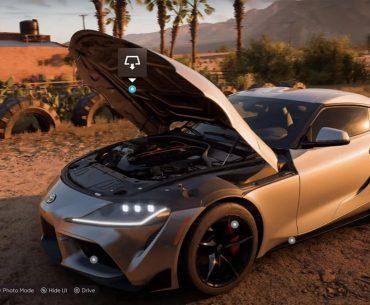 Personalización de Forza Horizon 5..