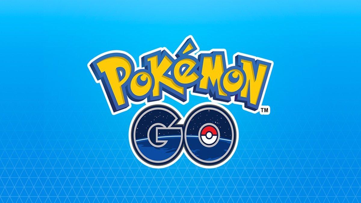 Logo de Pokémon Go.