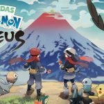 Arte de Pokémon: Legends Arceus.
