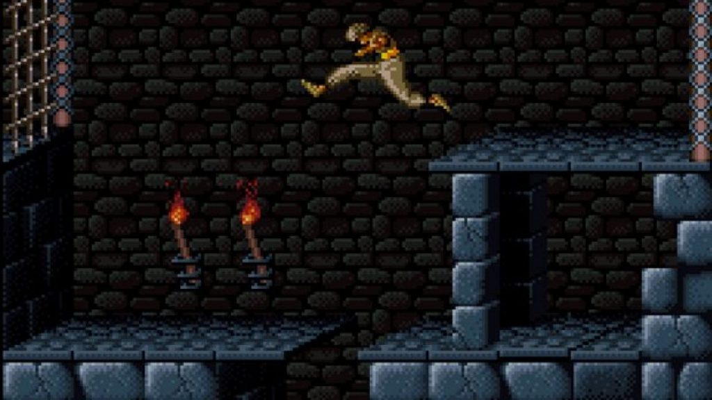 Prince of Persia en 2D.