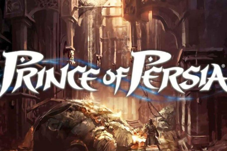 Logo de Prince of Persia.