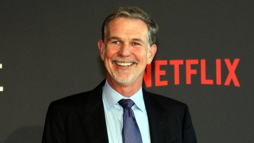 Red Hastings, współfundator Netflix.