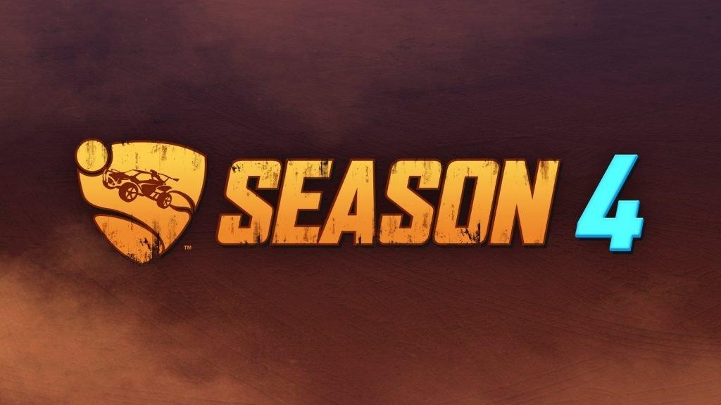 Rocket League Temporada 4.