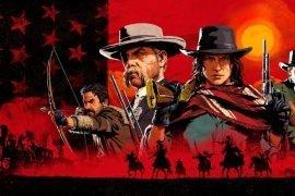Arte de Red Dead Online.