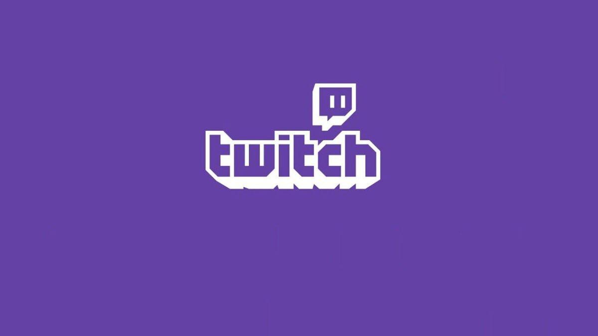 Logo de Twitch.