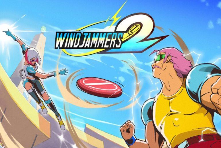 Arte de Windjammers.