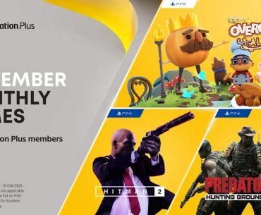 PlayStation Plus Septiembre.
